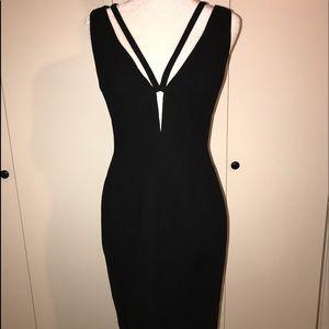 Cache dress strappy